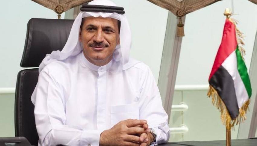 وزير الاقتصاد، المهندس سلطان المنصوري.