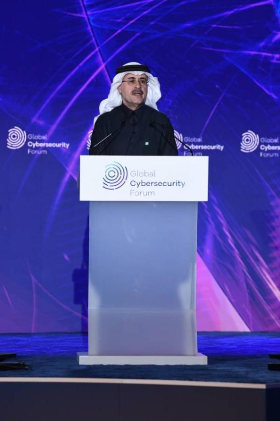رئيس أرامكو السعودية وكبير إدارييها التنفيذيين، المهندس أمين حسن الناصر