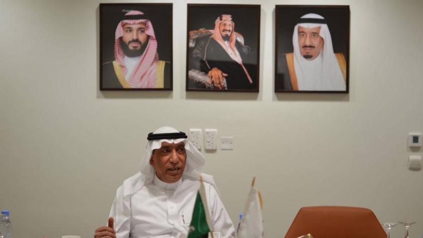 سفير الرياض في نيجيريا عدنان بوسطجي. (أرشيفية)