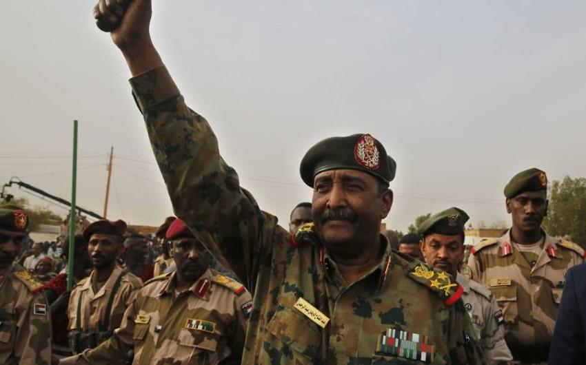 رئيس المجلس الانتقالي في السودان عبدالفتاح البرهان (أرشيفية)