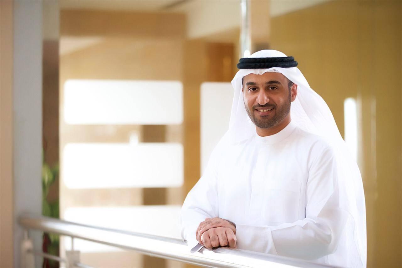 رئيس قسم الموارد البشرية في «الإمارات الإسلامي»، مروان سالم أبو نواس المهيري