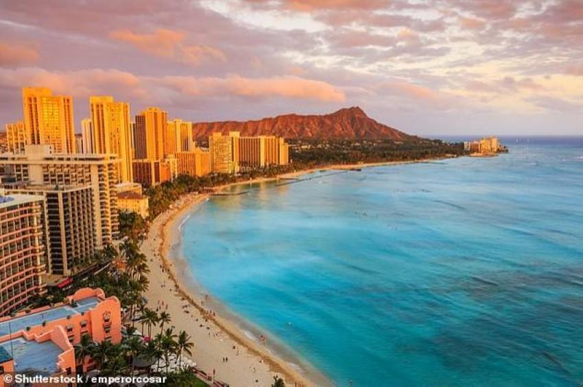 فندق Waikiki Beachcomber في هاواي