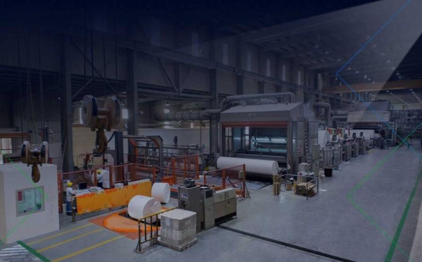 الشركة السعودية لصناعة الورق. (الرؤية)