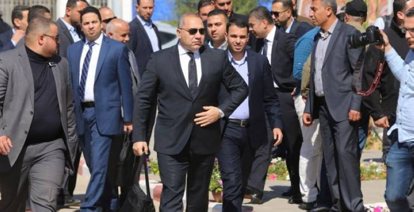 وفد مصري يصل قطاع غزة لمناقشة التهدئة (أرشيفية)