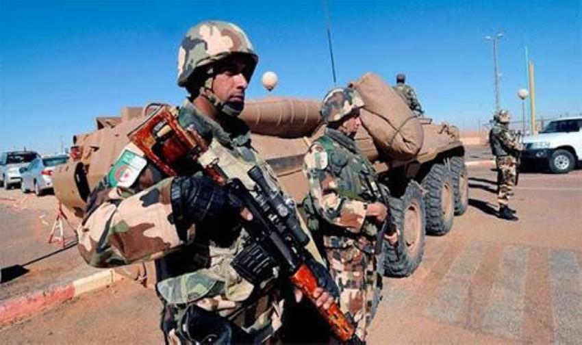 جنود من الجيش الجزائري (أرشيفية)