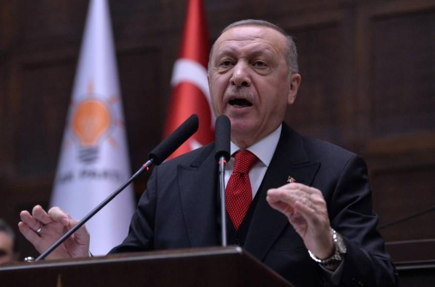 الرئيس التركي رجب طيب أردوغان. رويترز