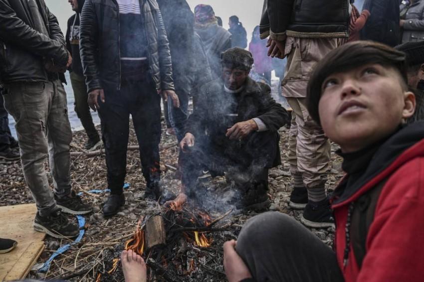وزير الداخلية التركي: 76 ألف مهاجر غادروا أدرنة باتجاه أوروبا