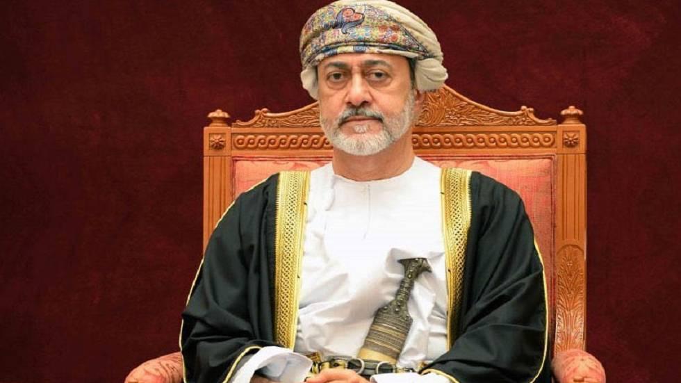 سلطان عمان هيثم بن طارق (أرشيفية)
