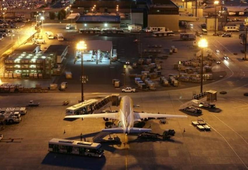 مطار البحرين الدولي. (الرؤية)