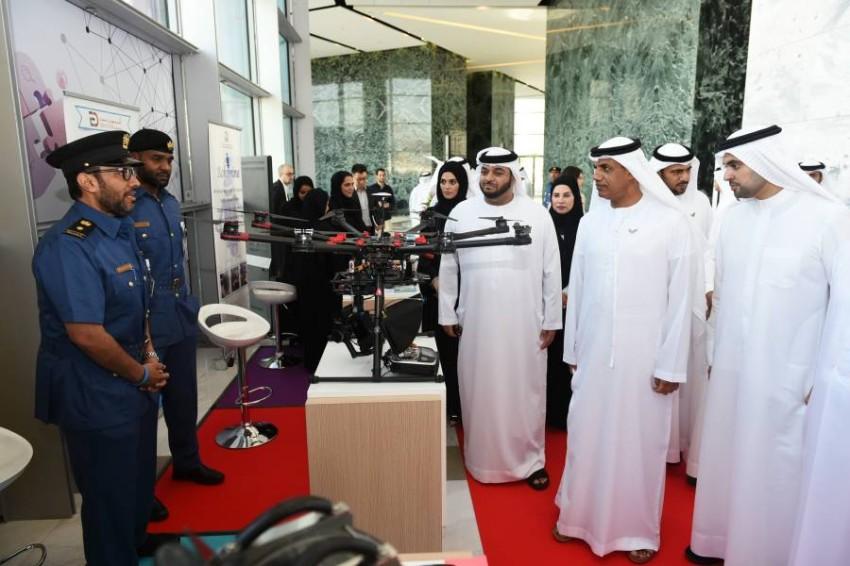 «جمارك دبي» تكرم المبتكرين المشاركين في «الابتكار الدولي الأول»