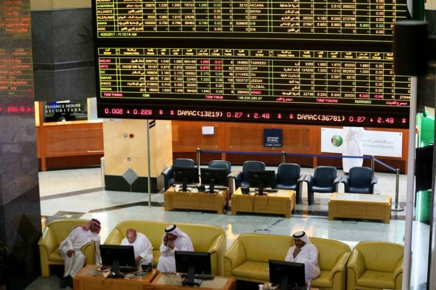 سوق أبوظبي للأوراق المالية.