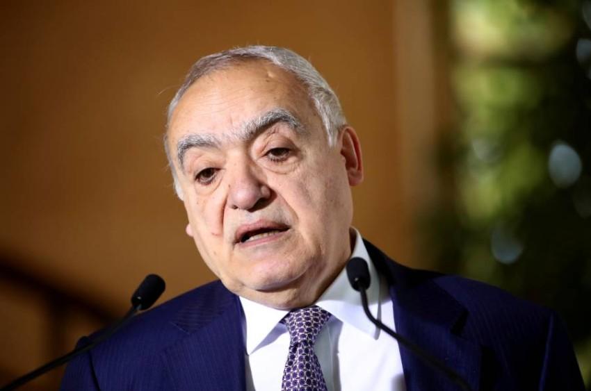 غسان سلامة(رويترز)