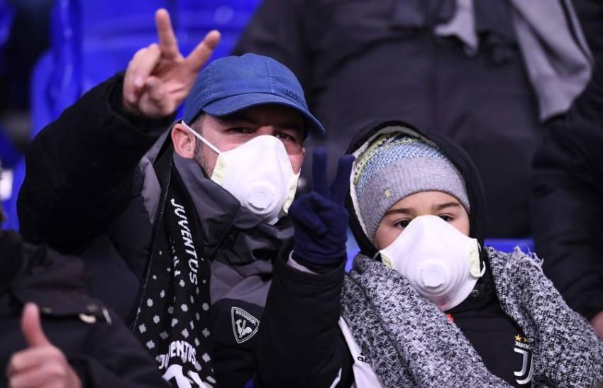 إيطاليا تحولت إلى بؤرة تفشي لفيروس كورونا. (أ ف ب)