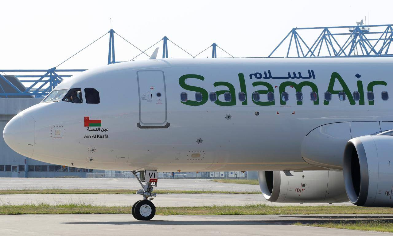 طيران السلام (رويترز)