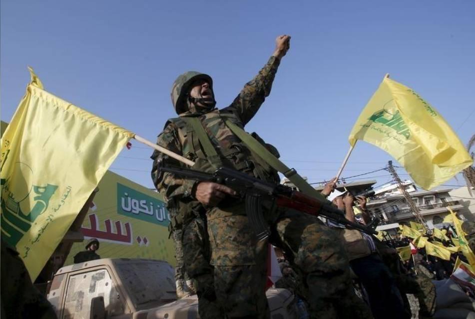 ميليشيا حزب الله اللبناني. (رويترز)
