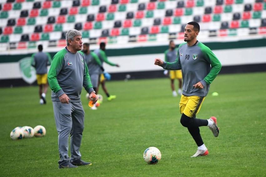 مدرب فريق الإمارات جوكيكا. (الرؤية)