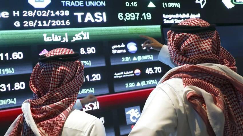 بورصة السعودية.