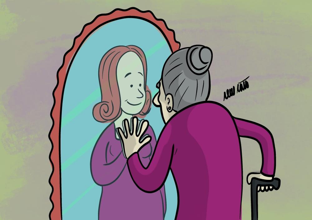 مرآة الشوق للنفس