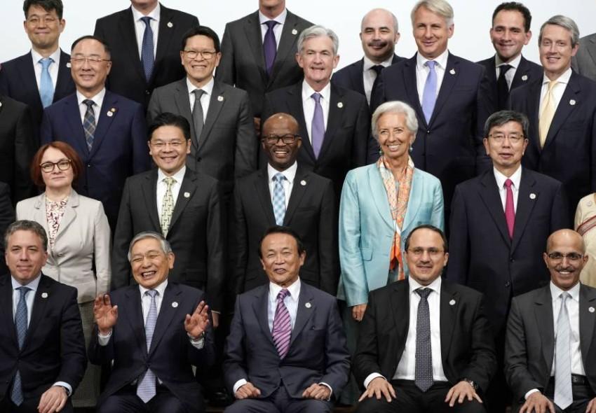 وزراء المالية ومحافظو البنوك المركزية لـ«مجموعة الـ20»: مستعدون لمزيد من التدابير لمواجهة «كورونا».