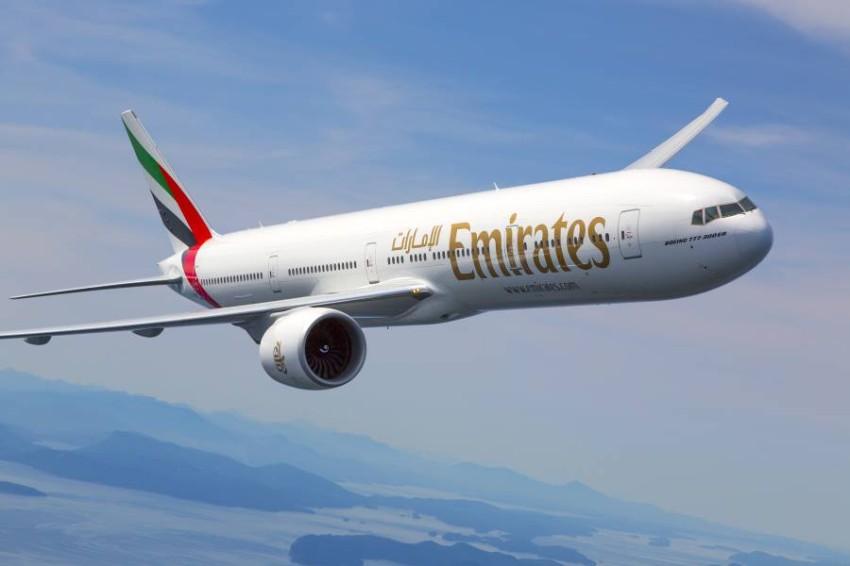 «طيران الإمارات» تعلن إمكانية تغيير مواعيد السفر وإعادة إصدار التذاكر دون رسوم