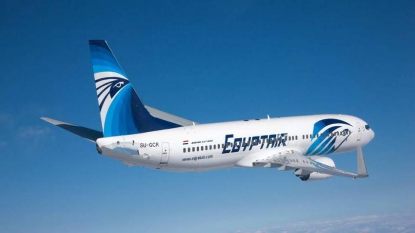 «مصر للطيران» تلغي رحلاتها اليومية إلى الكويت لحين إشعار آخر