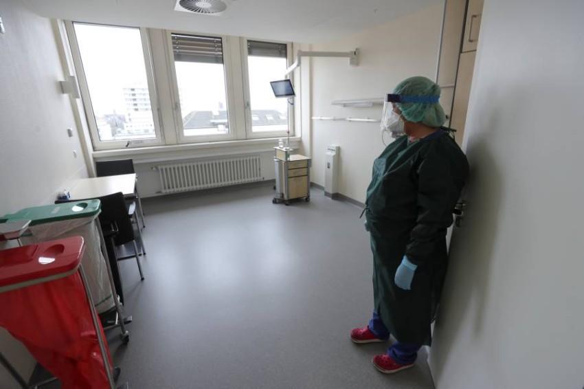 ارتفاع عدد المصابين بفيروس كورونا في ألمانيا إلى 847 إصابة