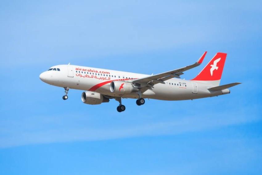 «العربية للطيران» تتيح تغيير مواعيد السفر دون رسوم