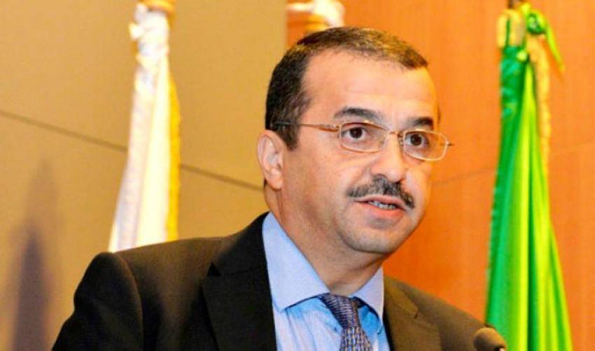 محمد عرقاب وزير الطاقة الجزائري