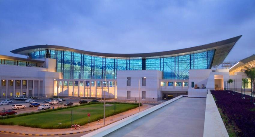 مطار مسقط الدولي الجديد. (الرؤية)