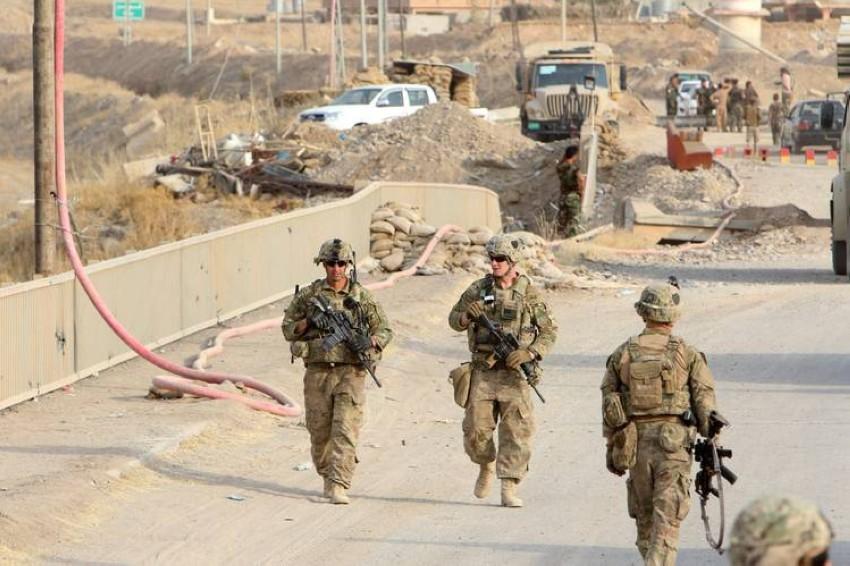 جنود أمريكيون في العراق (أرشيفية)