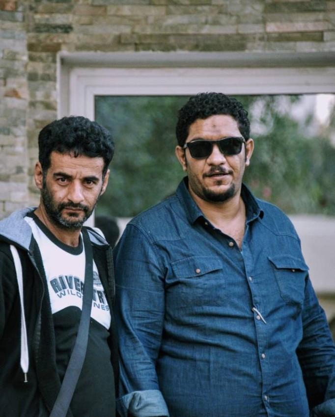 حسين المهدي - مؤلف مسلسل الخطايا العشر