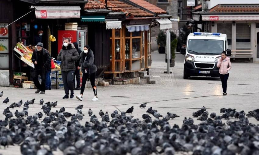 سراييفو عاصمة البوسنة والهرسك - رويترز