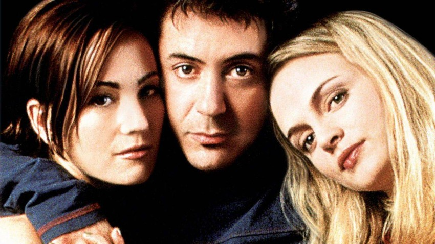 Two Girls and a Guy (1997