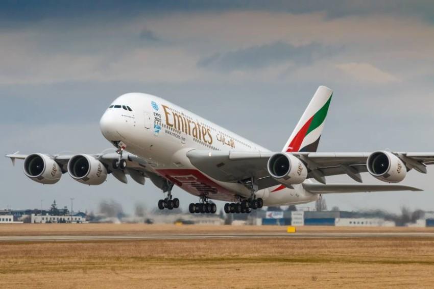 «طيران الإمارات» تعلن تشغيل رحلات للركاب اعتباراً من 6 أبريل الجاري