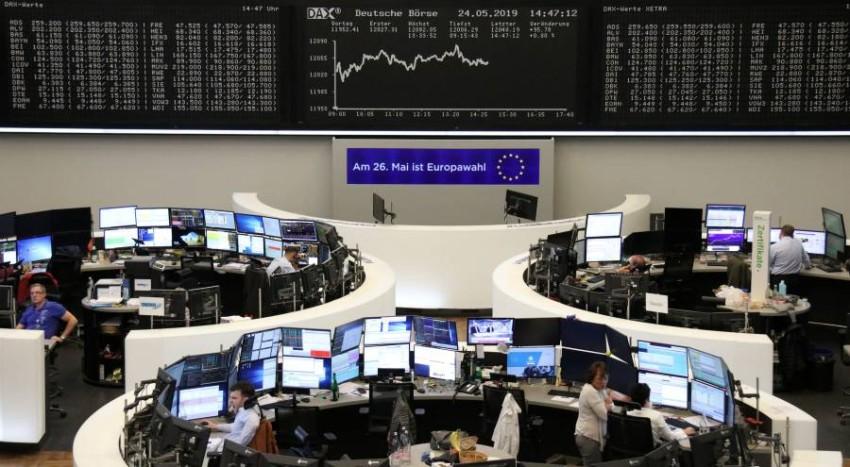 المؤشرات الأوروبية ترتفع في المستهل