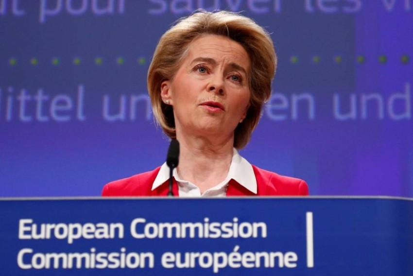 المفوضية الأوروبية تقر بأن الاتحاد خذل إيطاليا. (أ ف ب)