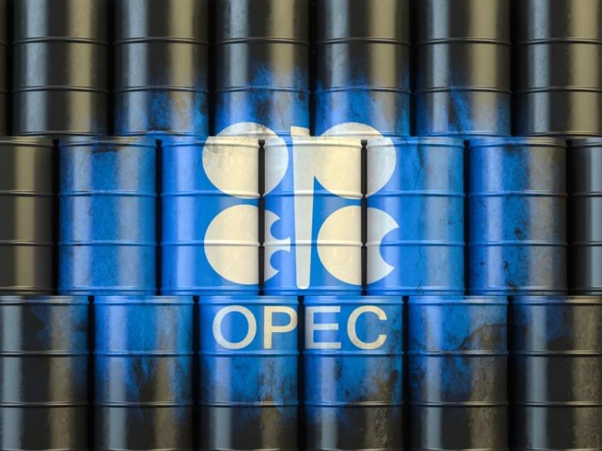 سعر النفط في سلة «أوبك» اليومية ينزل لأقل من 17 دولاراً للبرميل.