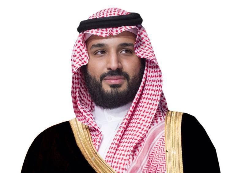 ولي العهد السعودي يبحث أسواق الطاقة مع ترامب