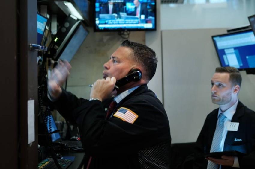المؤشرات الأمريكية ترتفع بالمستهل رغم تفاقم أزمة «كورونا»