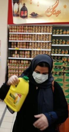 اقتراح كويتي بإنشاء شبكة أمن غذائي موحدة لدول الخليج. (أ ف ب)
