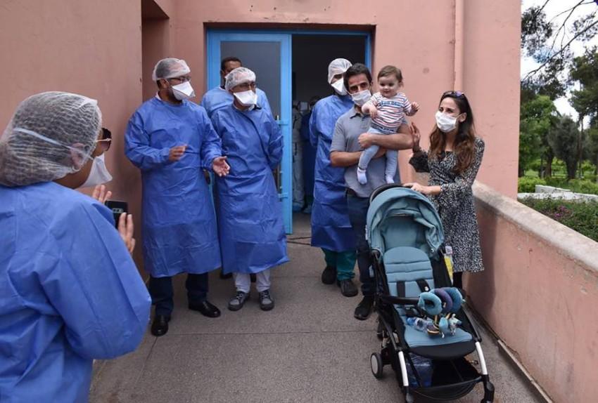 مستشفى مراكش. أ ف ب
