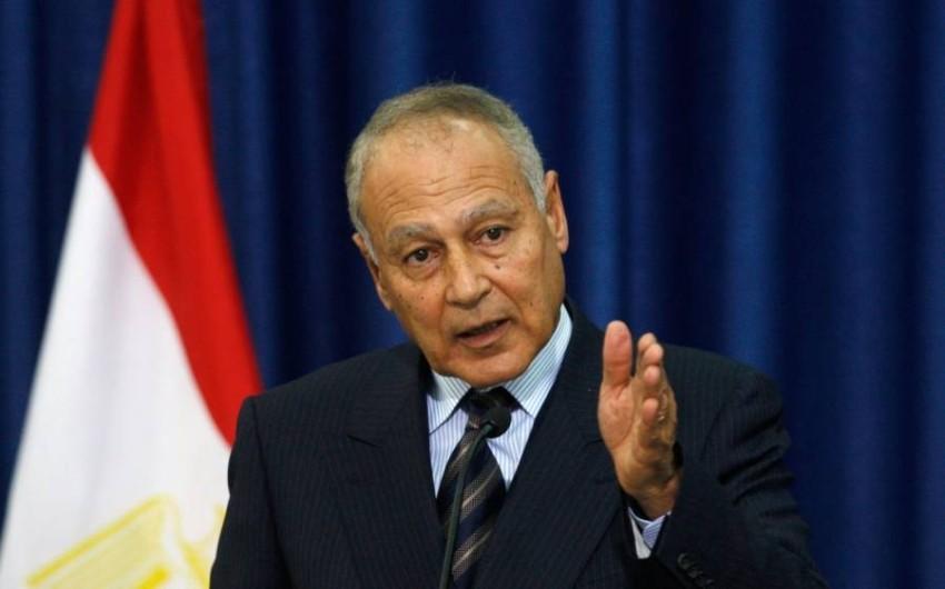 أمين عام الجامعة العربية أحمد أبو الغيط.(أرشيفية)