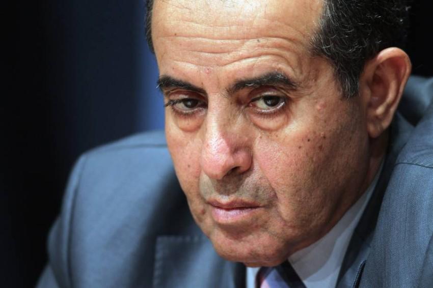 محمود جبريل. (أرشيفية)