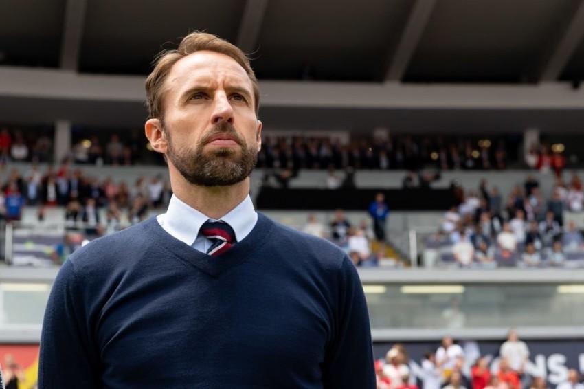 غاريث ساوثغيت مدرب منتخب إنجلترا. (أرشيفية)