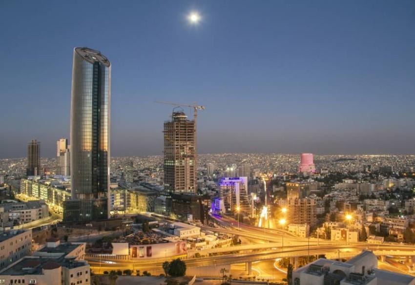 العاصمة الأردنية عمان (أرشيفية)