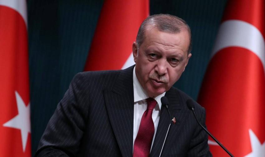 ستافورد: أردوغان وجد نفسه في مأزق من نوع خاص. (صورة: رويترز)