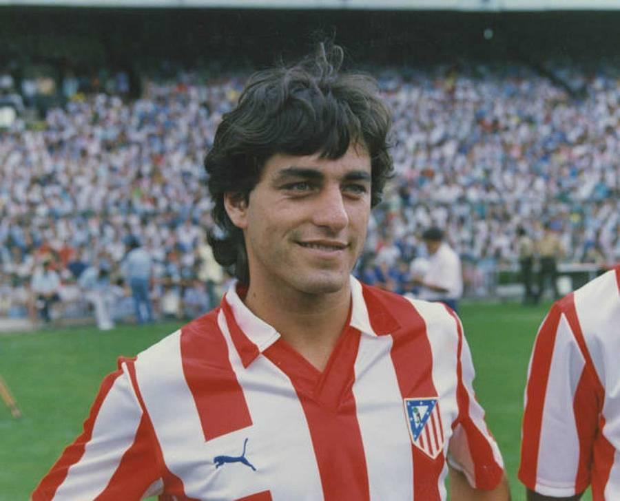 باولو فوتري مع أتلتيكو مدريد. (أرشيفية)