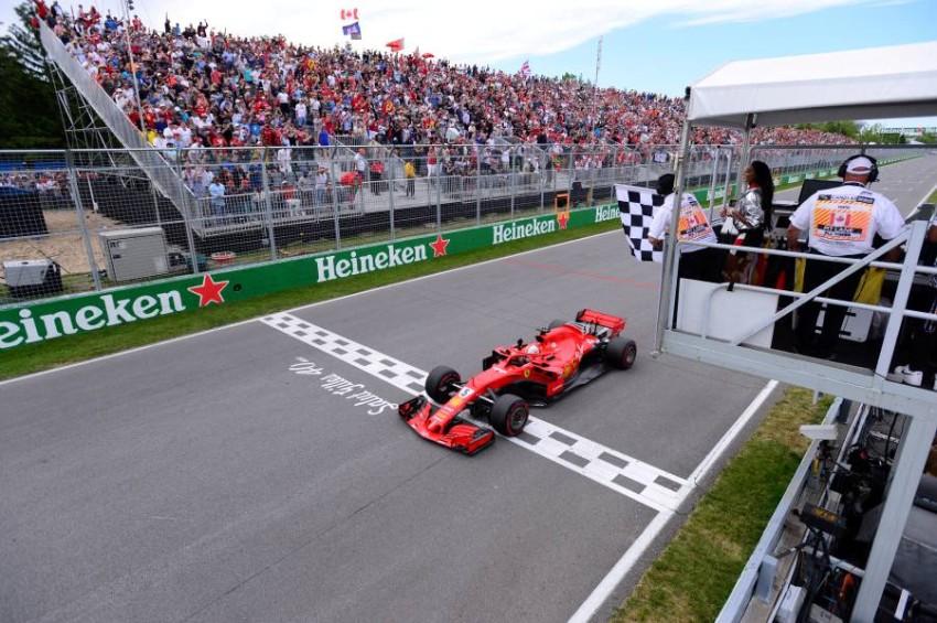 تمديد تعليق سباقات فورمولا1 لأسبوعين على الأقل. (رويترز)