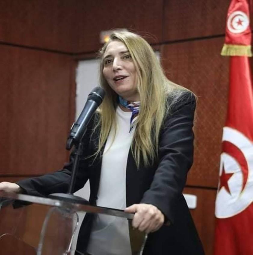 وزيرة الثقافة شيراز العتيري