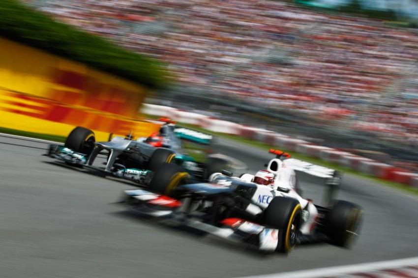 تأجيل سباق كندا لفورمولا1- لأجل غير مسمى. (أ ف ب)
